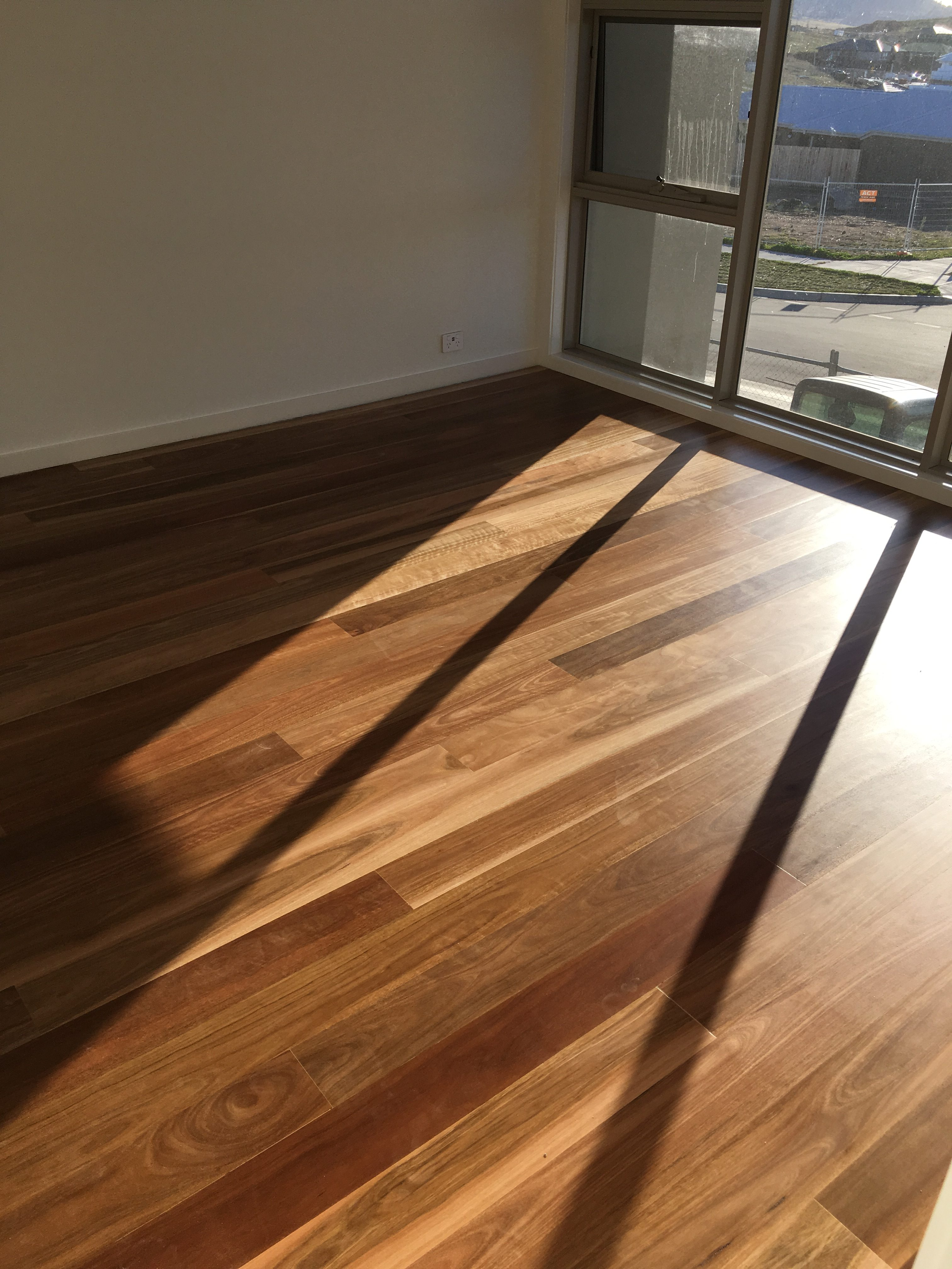 Timber Flooring Installation